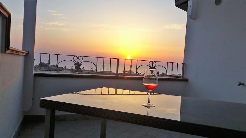 Attico Vista Mare vicino a Tropea