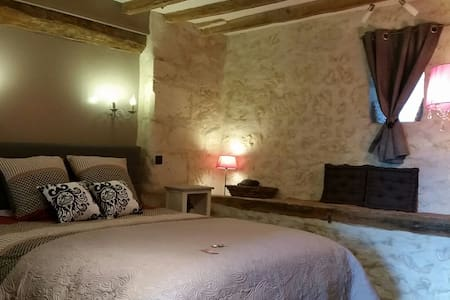 La Glycine, Domaine Les Feuillants - Bed & Breakfast