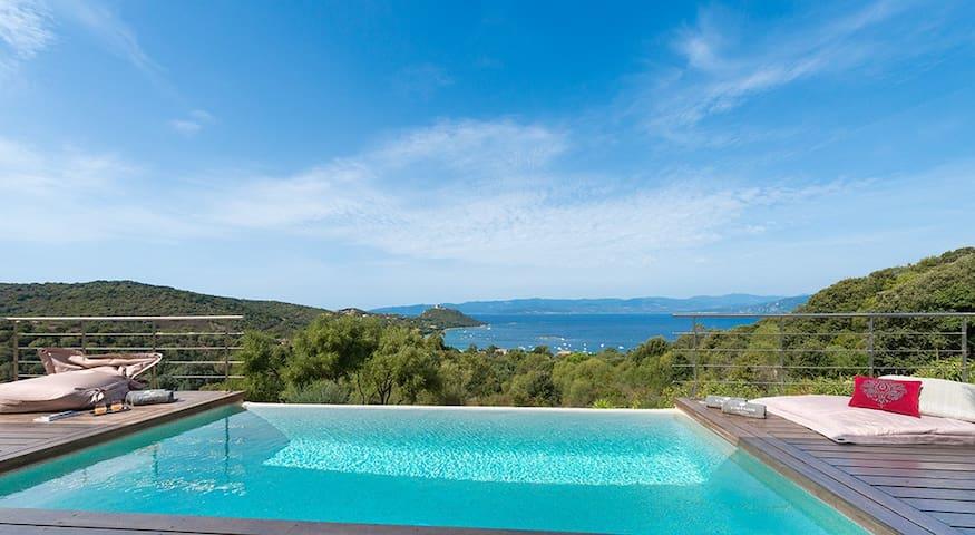 Villa U Scudu - Belvédère-Campomoro - Casa