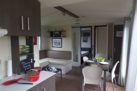 Mobil'home 32m2 - Pont-Aven