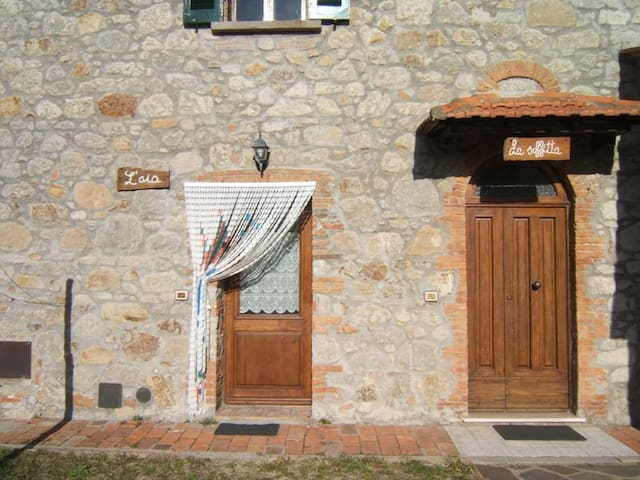 Torniella (GR) - Toscana Appartamento La Soffitta - Torniella - Apartment