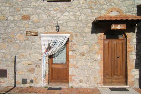 Torniella (GR) - Toscana - Torniella - Haus