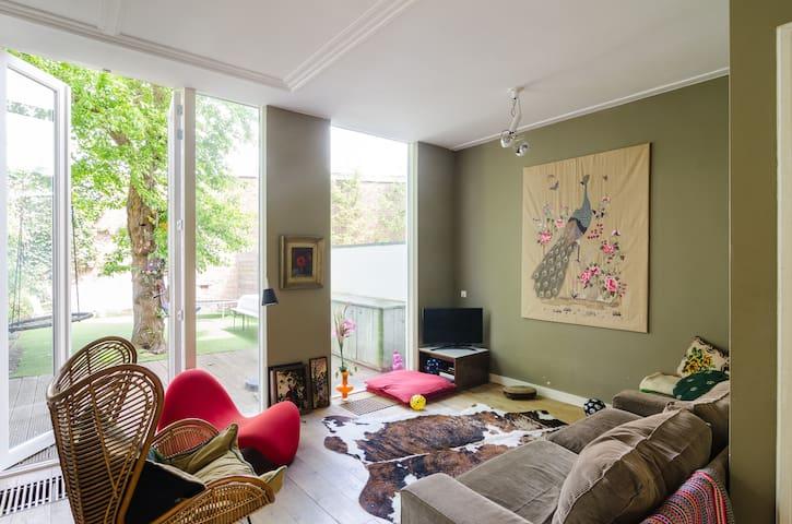 Contemporary 19th century home - Naarden - Casa