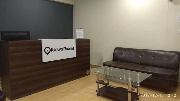 Ktownrooms DHA phase 7,