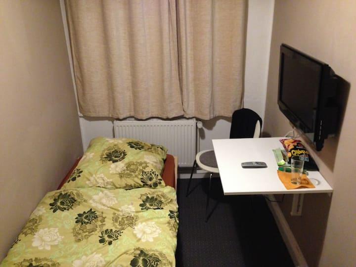 Zimmer 16 - Reeperbahn St.Pauli