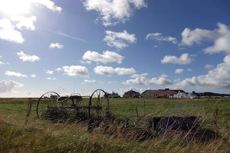 Dalssel farm  south Iceland-room 12