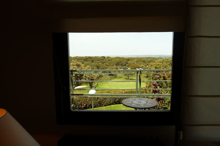 Apartment in golf course - Zarapicos - 公寓