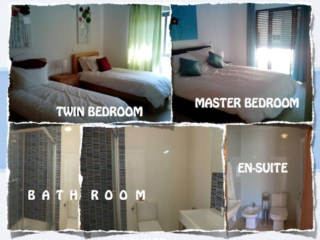luxury apartment w/WIFI in Lagos - Lagos - Apartamento