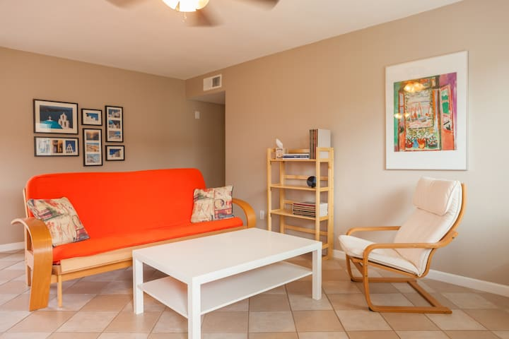 Private apartment flat near asu apartments for rent in tempe arizona united states for 2 bedroom apartments in tempe