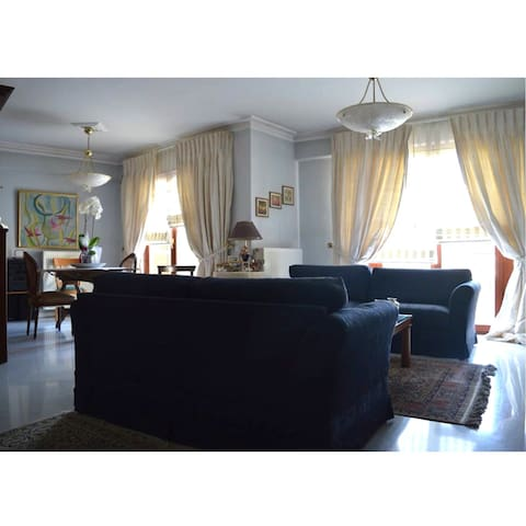 Big/Bright appartment (120m) - Ελευσίνα - Flat