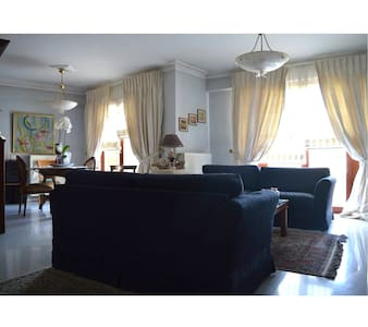 Big/Bright appartment (120m) - Ελευσίνα - Lejlighed