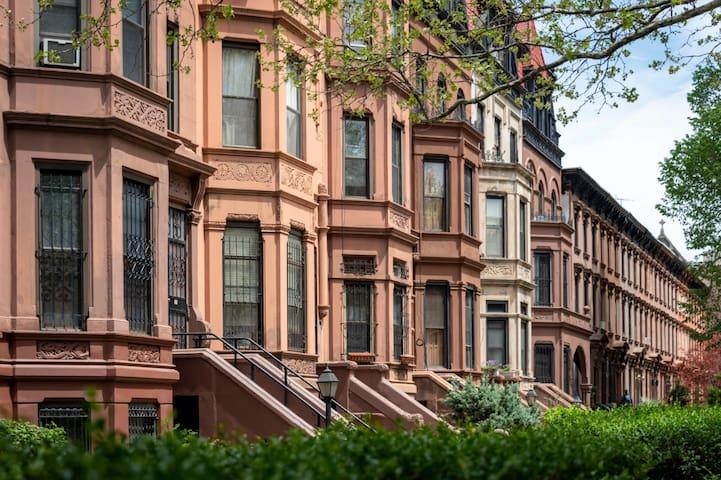 Historic Brownstone - Full Floor - Central Harlem