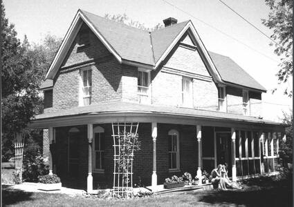 Historic Brick House on the Salmon River
