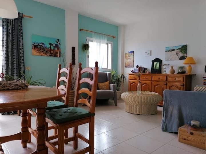 Habitación Privada / Private bedroom Mar Azul