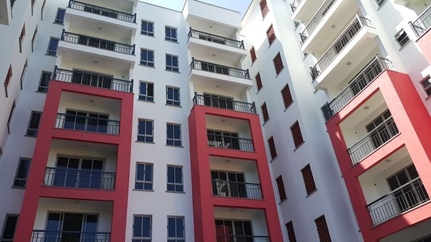 Shanzu Beach Homes - Mombasa - Apartment