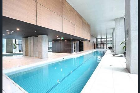 STUDIO Apartment! FREE WiFi,Gym,pool,sauna,WiFi21