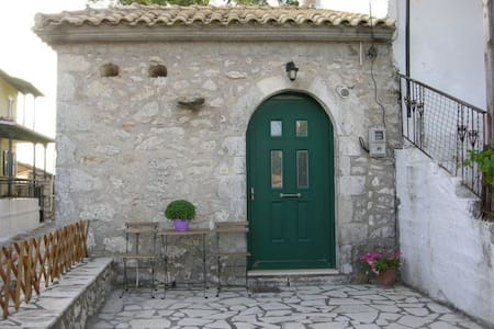 Sanna's house