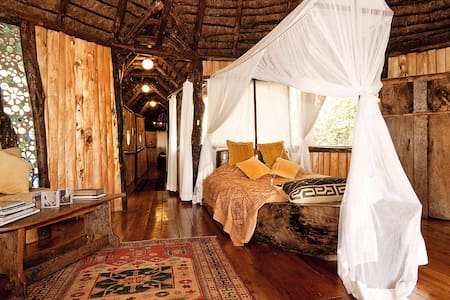3 Treehouses at NgongHouse Karen on 4 ha of nature