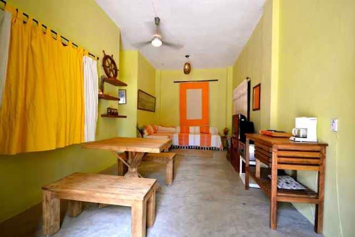 Beach rental apartment Casa Cusí - chacala - Huoneisto