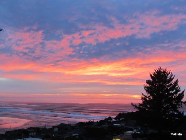 Callista's Ocean View B & B