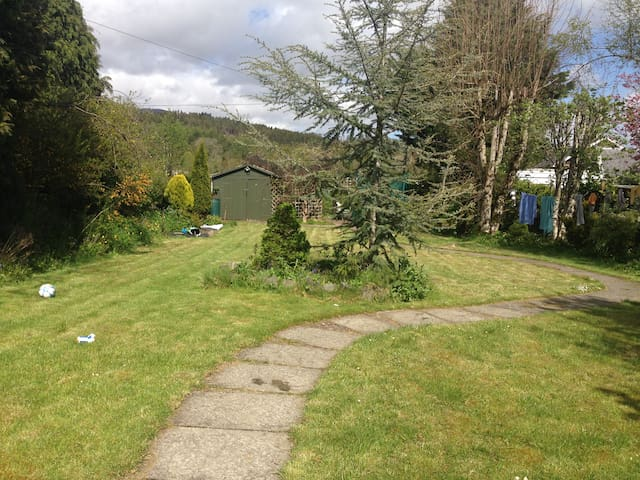 Charming home in Scottish Village - Comrie