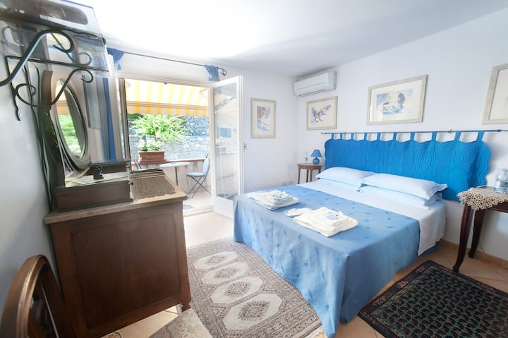 Altoblu B&B max comfort in villa vista mare