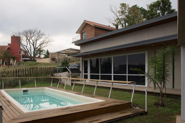 casa nueva , detalles de diseño,luz