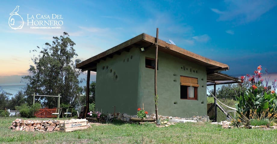 La Casa del Hornero, sustainable accommodation!