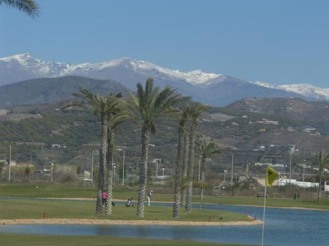 Playa Granada, Motril - Golf y Playa - Motril - Condominium
