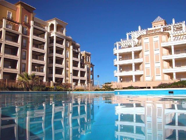 Apartamento 1ª línea de playa. 4pax - Ayamonte - Apartemen