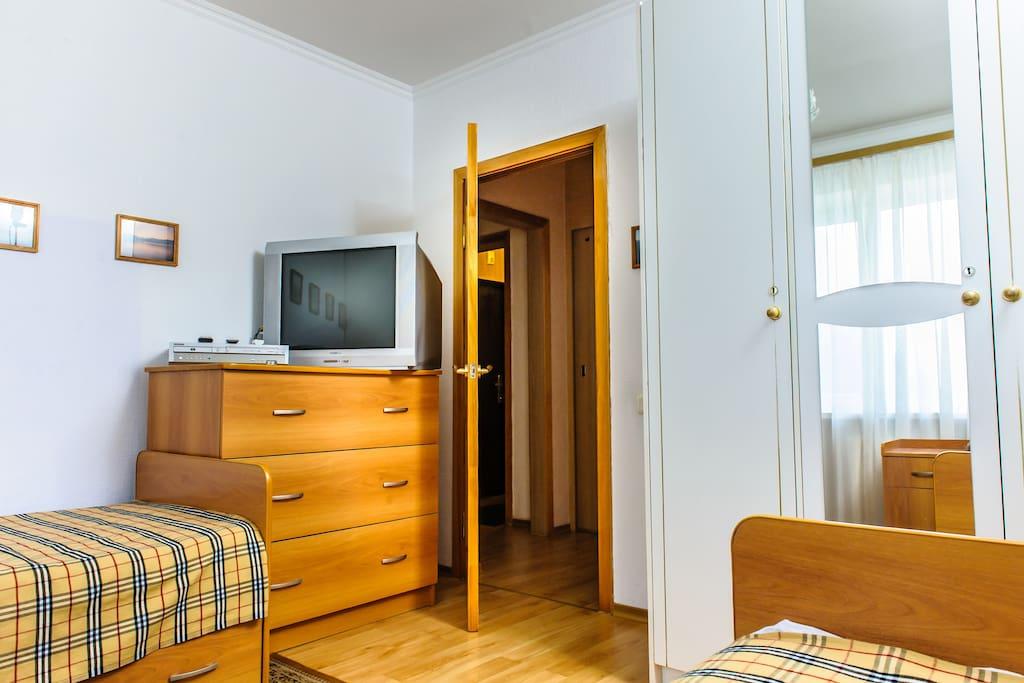 Сomfortable accommodation