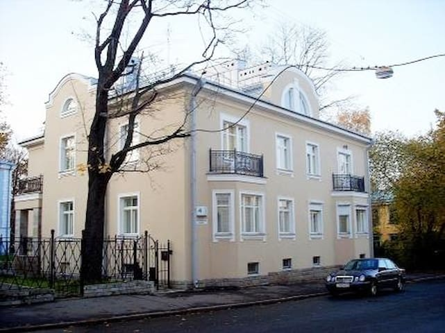 House in the historical center of Pushkin