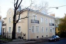 Вид с ул. Церквоной