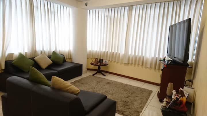 Departamento en zona Céntrica Miraflores.