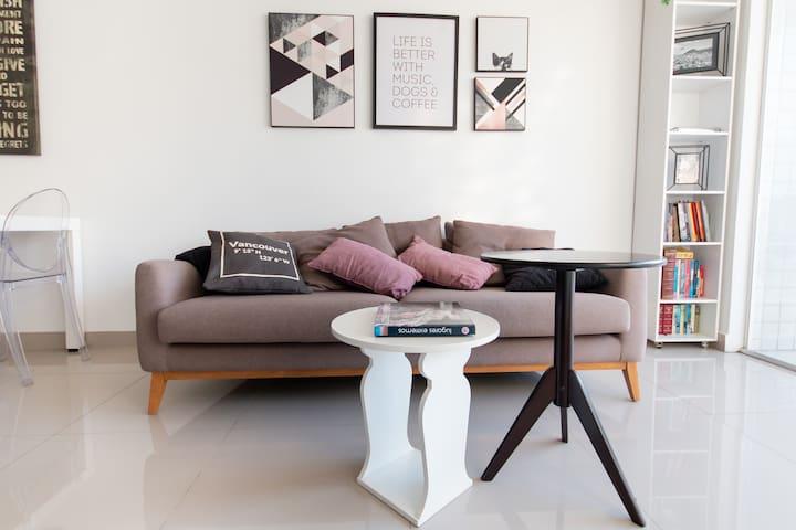 Acolhedor e confortável apartamento na Pampulha