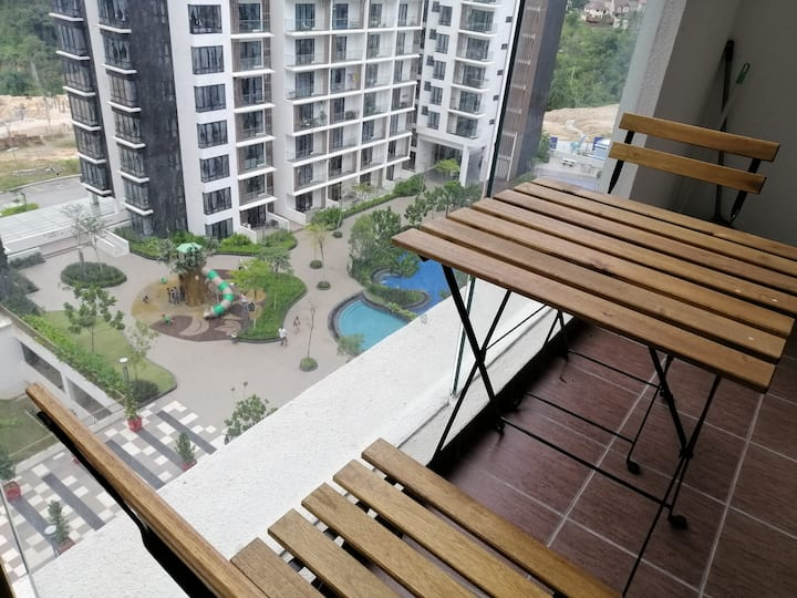 Aquila Staycation Home Midhills Genting