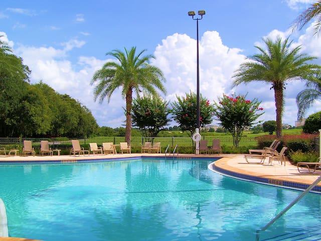 10 Minutes To Disney - Exceptional Luxury Condo - Kissimmee - Apto. en complejo residencial