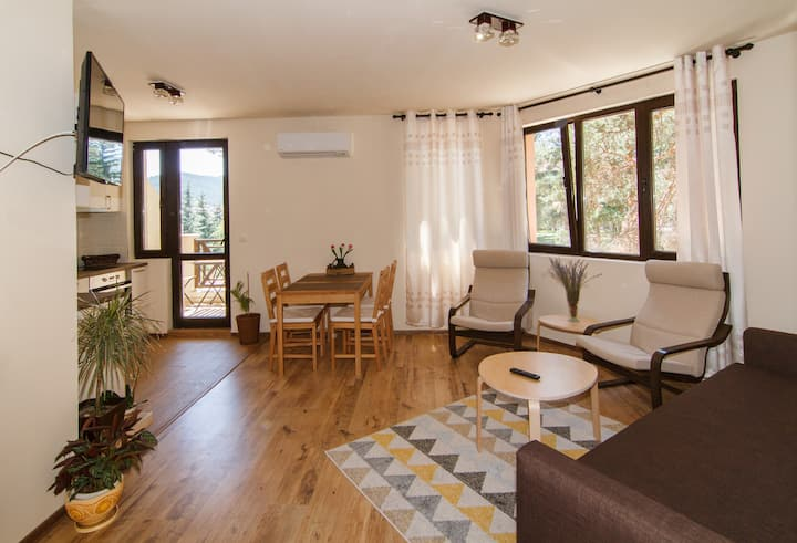 Bendida Apartment with a lovely mountain view!