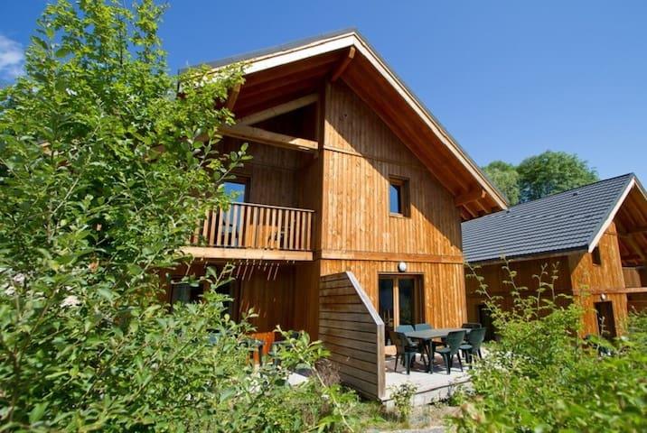 Chalet Duplex Charmant | Parfait Pour Faire du Ski et des Randonnées + Village unique