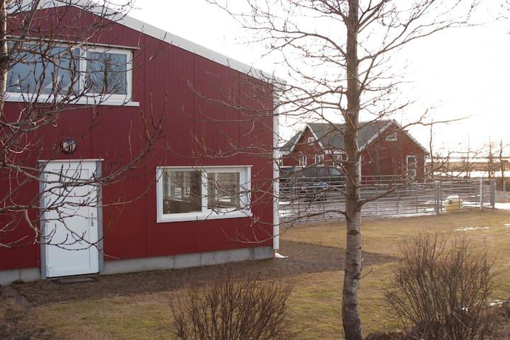 Fjarkastokkur Holiday Home - Hella - Apartament