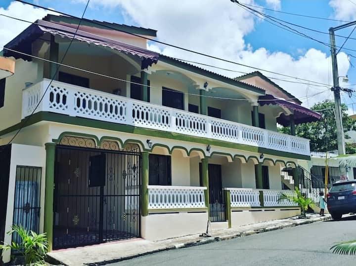 Samaná bay guest house