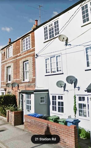 A cosy little apartment in Sudbury Suffolk