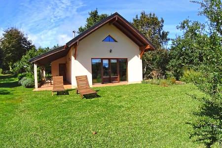 Quinta Pântano- House Urze Lilás T2 - Santo da Serra