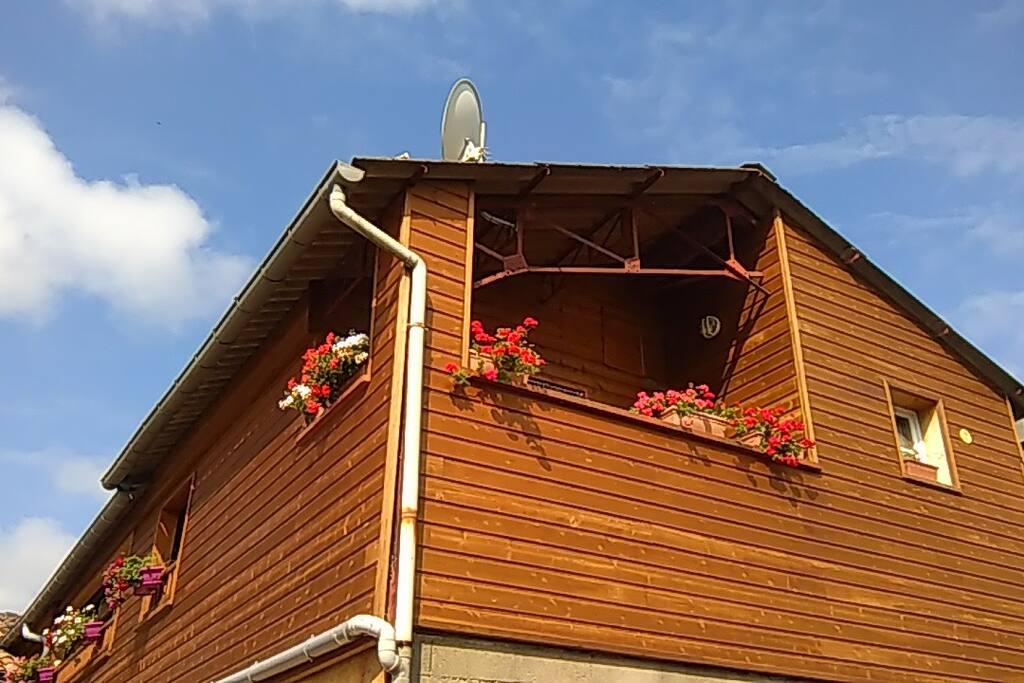 Votre balcon