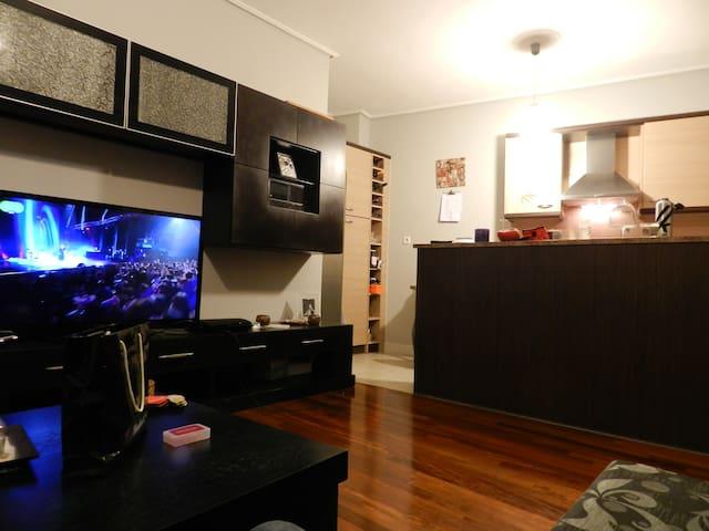 Beautiful stylish apartment next to metro Perissos - Nea Filadelfeia - Lakás