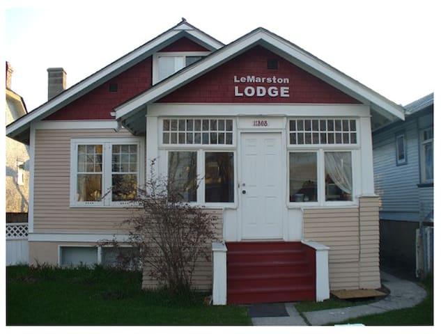 LeMarston Lodge - Kingsway/Royal Alex/NAIT #4