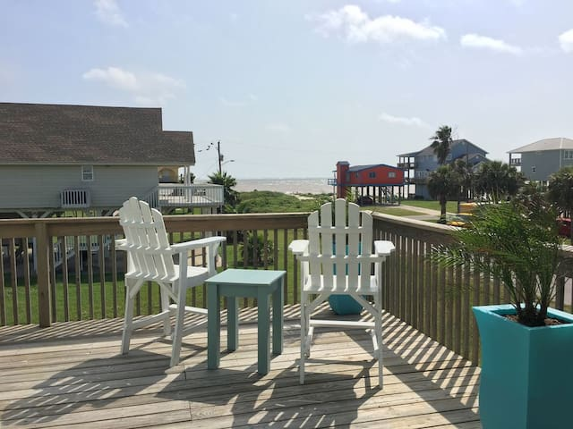 New! Ocean Palms: Ocean View Family & Pet Friendly