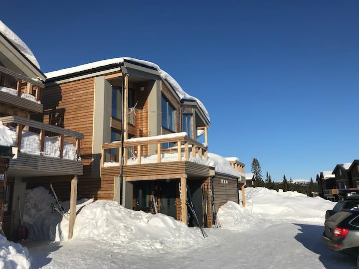 Kvitfjell ski in ski out