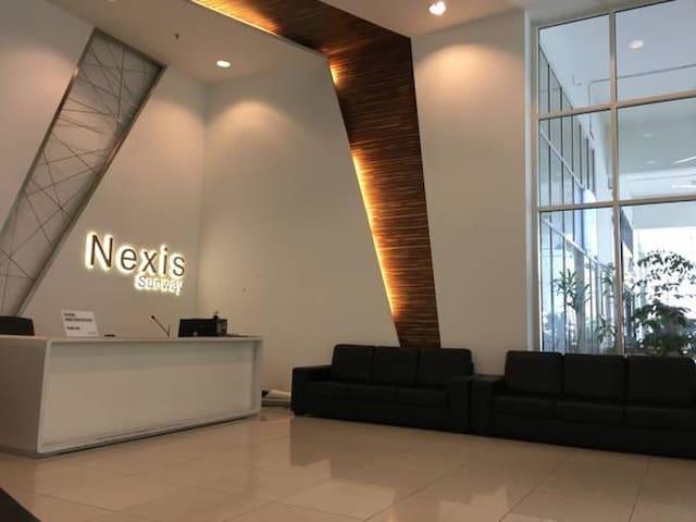 Nexis Suites 1 - Petaling Jaya - Lyxvåning