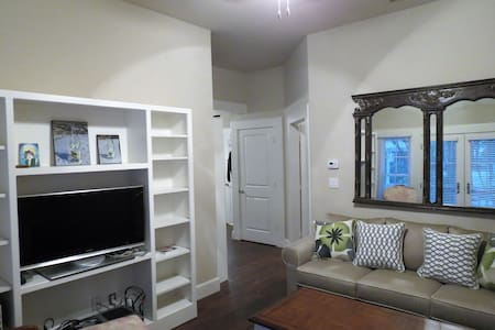 Charming guesthouse in historic district - Fort Worth - Guesthouse - 2